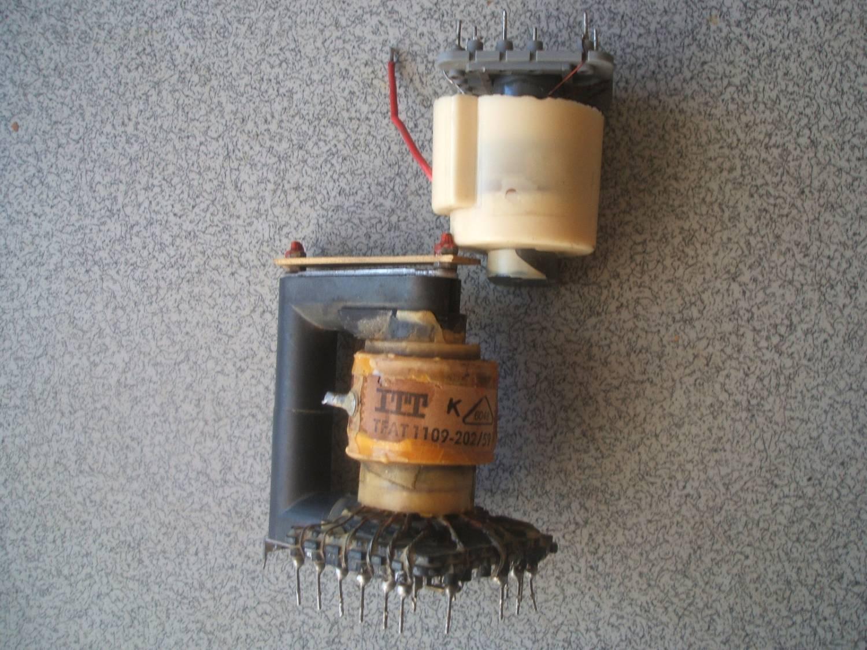 110ла трансформатор схема
