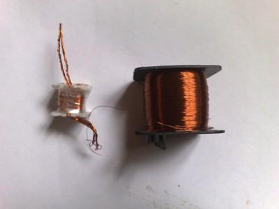 Трансформатор для электрошокера