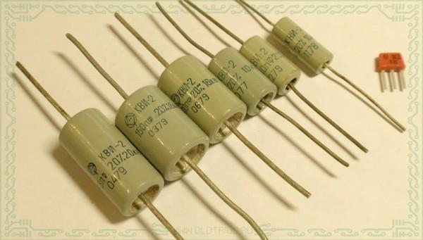 Как сделать высоковольтный конденсатор